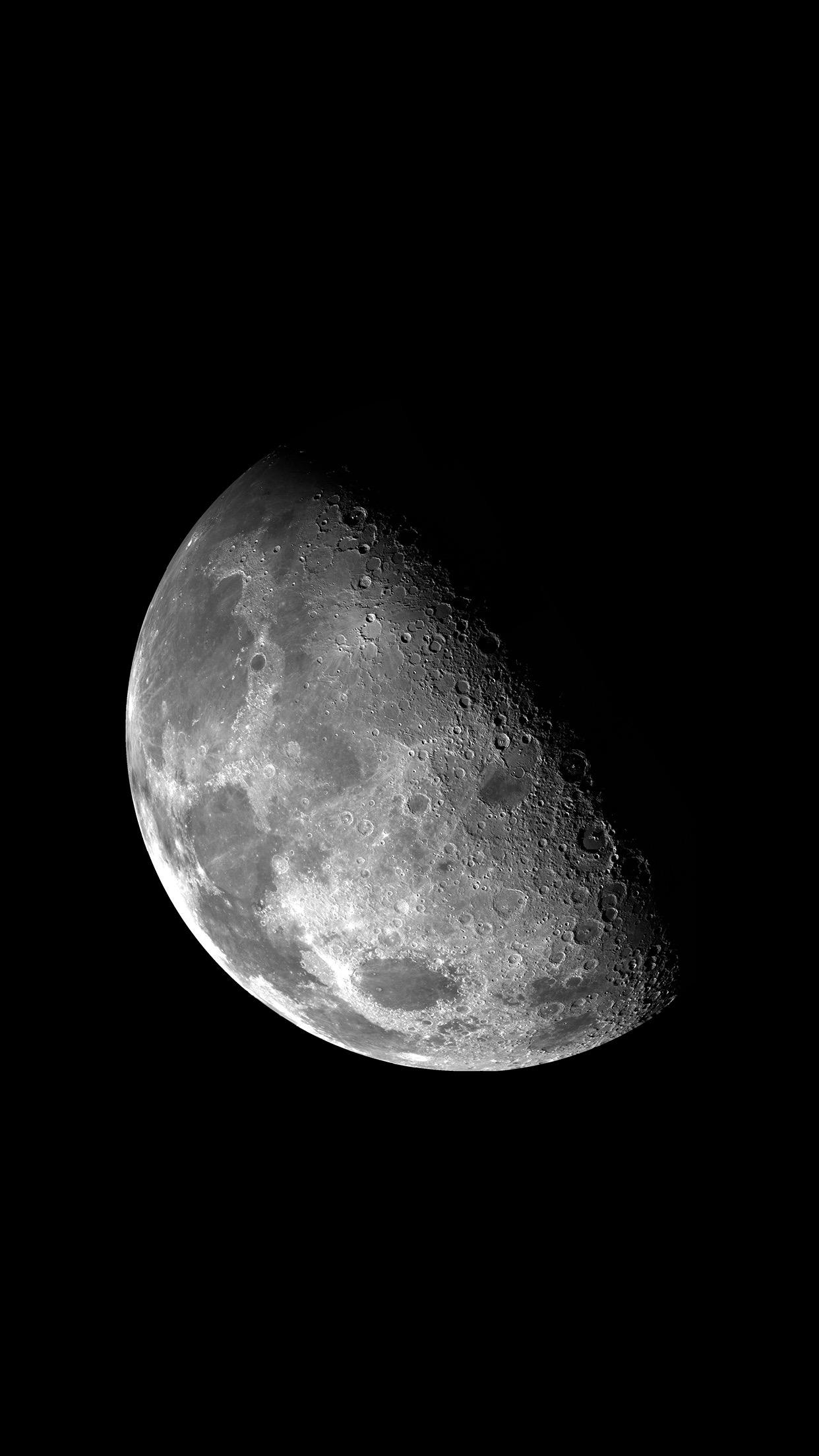 Fond d'écran : espace, verticale, Affichage du portrait, Lune 1242x2208 - LaCroix - 1183073 ...