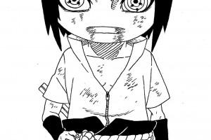Wallpaper Illustration Anime Artwork Black Hair
