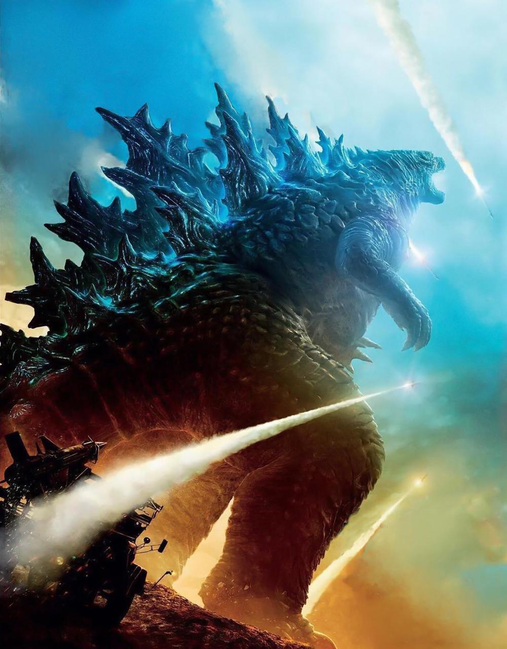 Wallpaper : Godzilla King of the Monsters, kaiju, creature ...