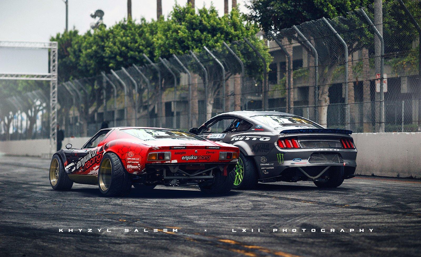 Wallpaper Khyzyl Saleem Car Render Digital Art Formula Drift