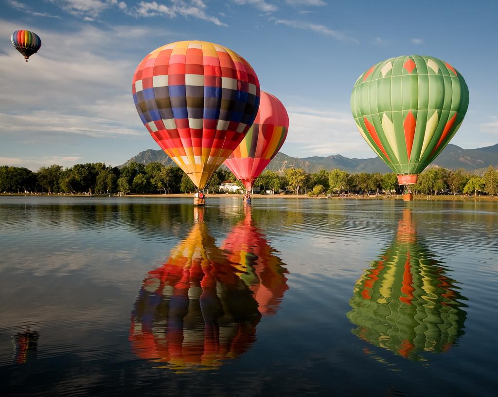 листья овально картинки красивые с шарами большими летающими изображения