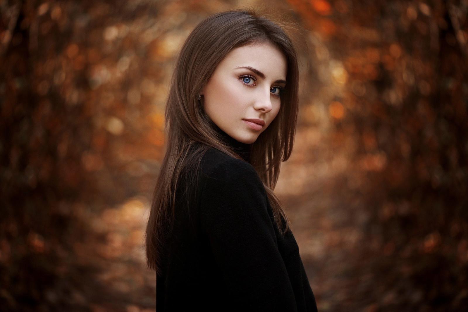 One light fashion portrait photography tutorial 83