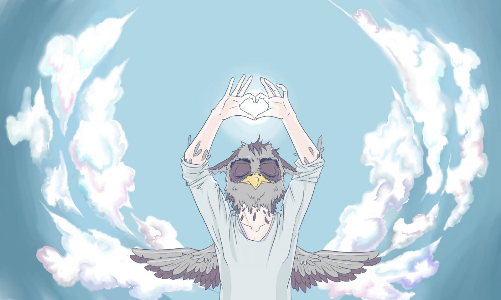 Unduh 81+ Foto Gambar Burung Hantu Anime  Paling Bagus