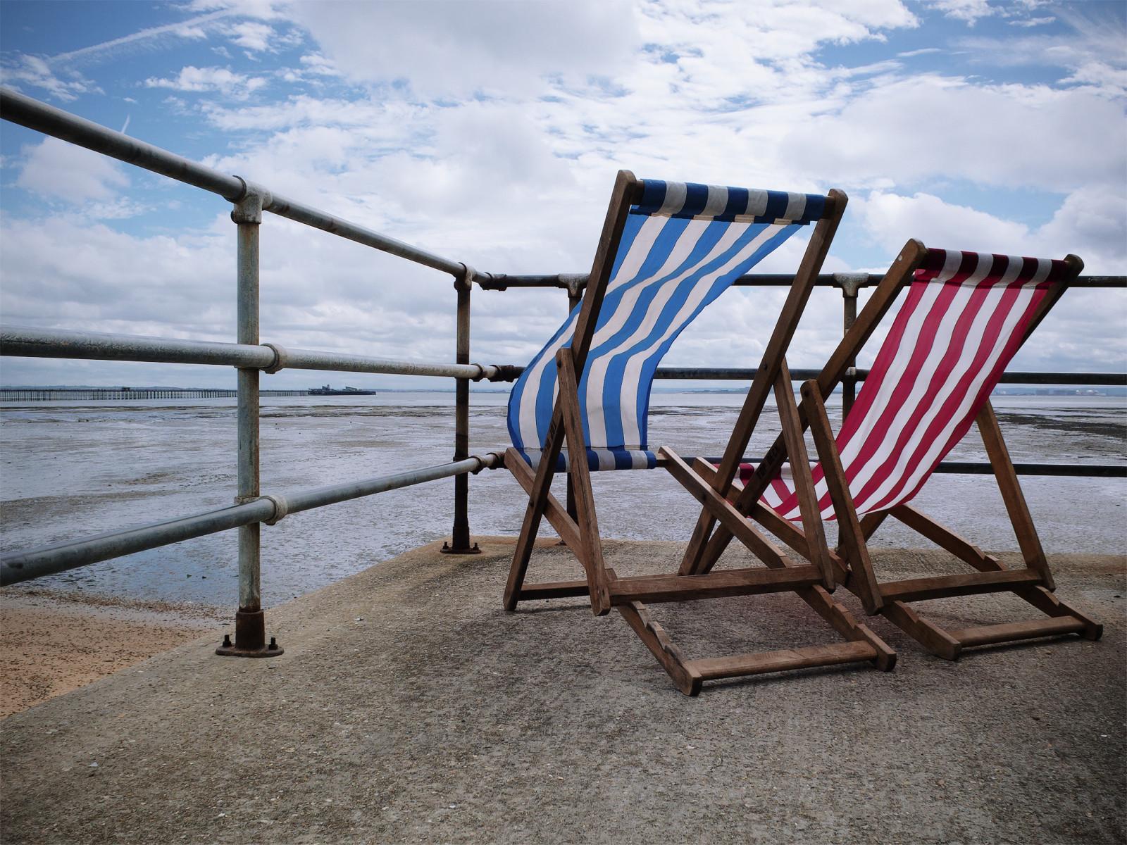 Fondos de pantalla : mar, agua, cielo, playa, madera, silla ...