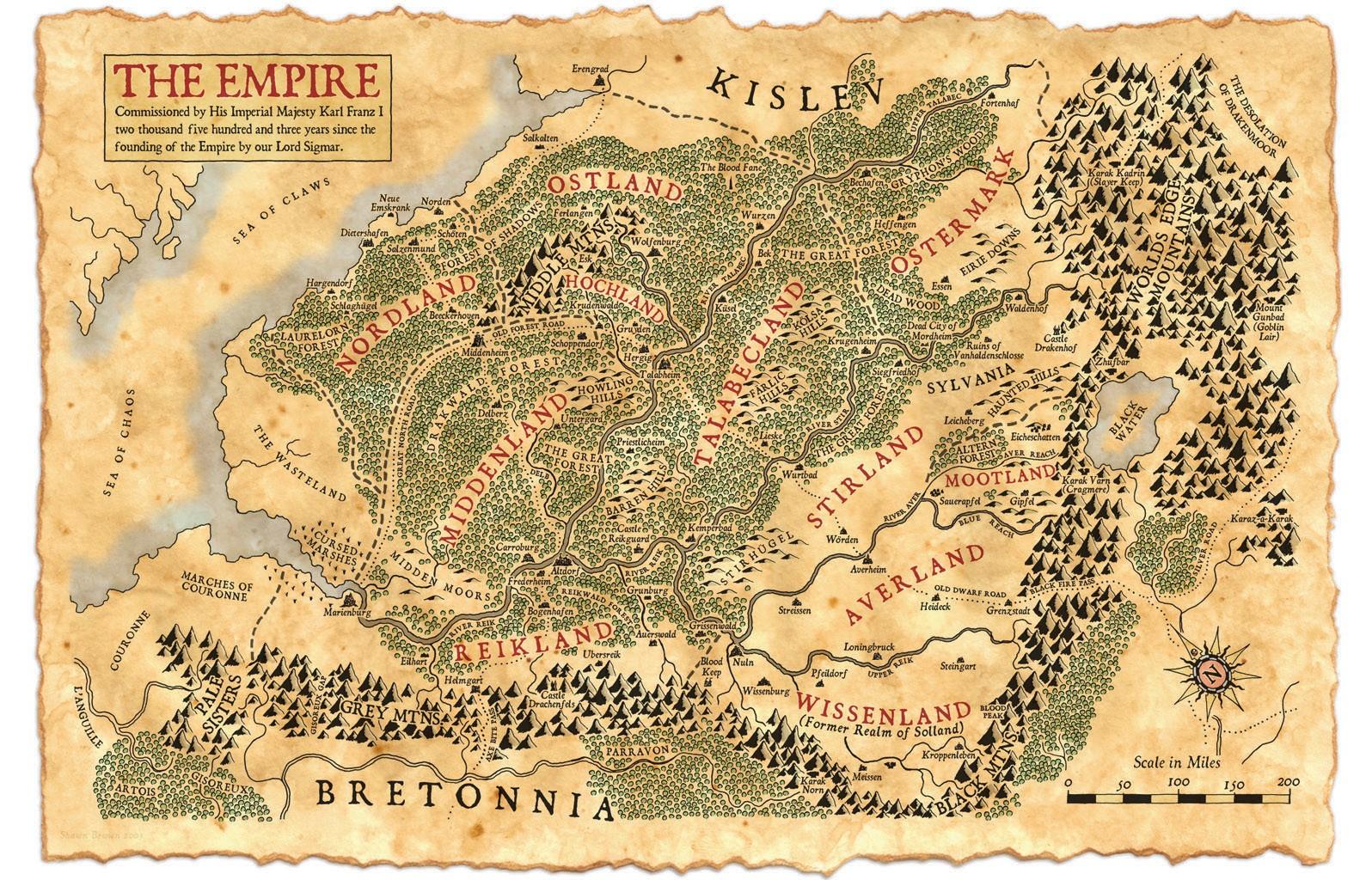 Fantasy Karte.Wallpaper Pattern Map Warhammer Fantasy Role Play Wfrp