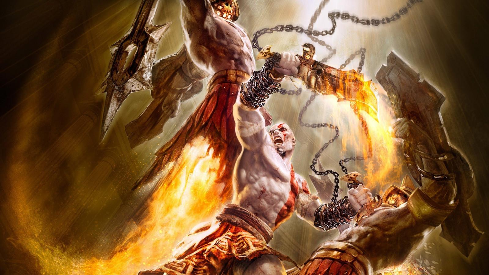 Боги войны картинки оружие — pic 11