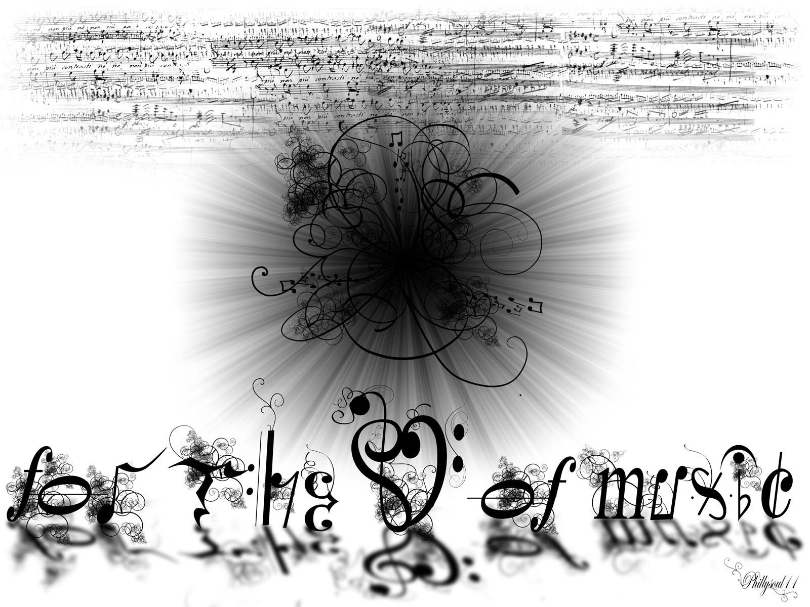 Sfondi Disegno Illustrazione Monocromo Testo Musica Modello