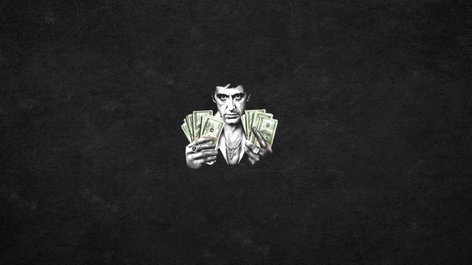 デスクトップ壁紙 お絵かき 図 黒い背景 ロゴ アル パチーノ スカーフェイス トニーモンタナ アート 闇 画像 スケッチ コンピュータの壁紙 黒と白 モノクロ写真 アルバムカバー 19x1080 Mxdp1 9 デスクトップ壁紙 Wallhere