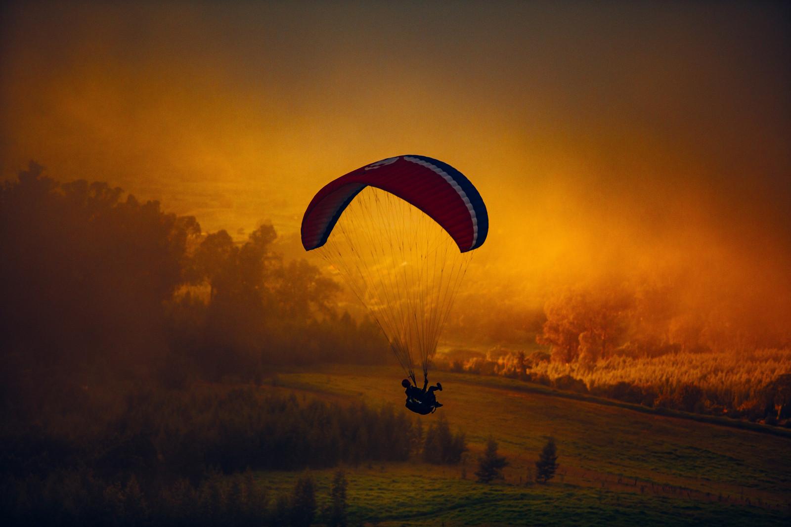 Детьми юмором, парашютные картинки на заставку