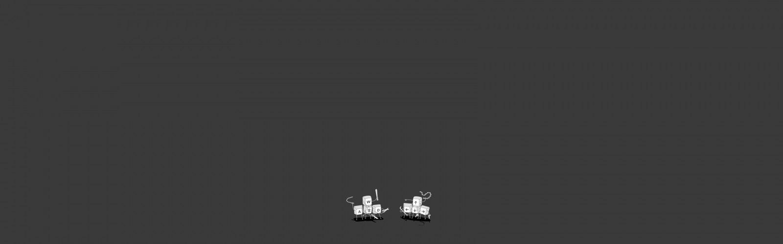 Wallpaper : black, video games, minimalism, humor, text ...