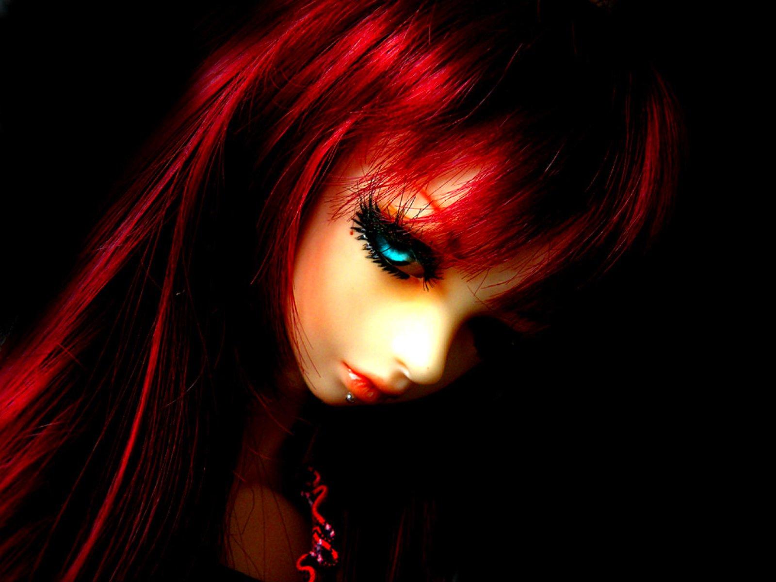 Красивые темные картинки для девочек