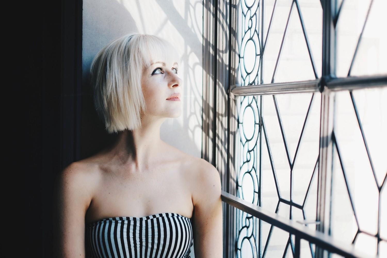 hintergrundbilder : weiß, frau, modell-, porträt, blond