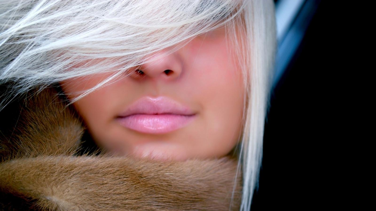 Белый цвет волос картинки