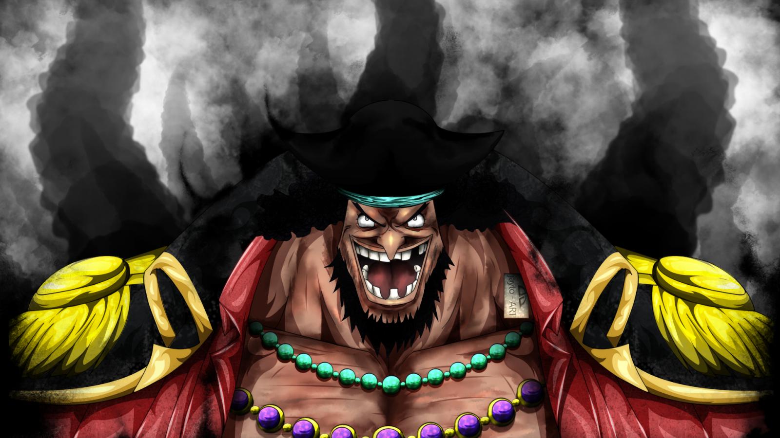 Wallpaper : anime, One Piece, blackbeard, marshall d teach 1920x1080 - saintroyo - 1390401 - HD ...