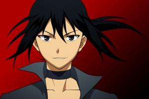 Hintergrundbilder : Gesicht, Illustration, lange Haare ...  Anime
