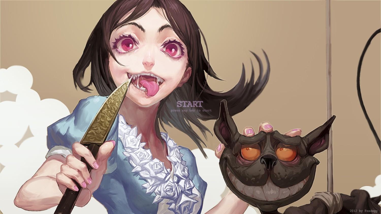 Papel De Parede Ilustracao Videogames Anime Oculos Desenho