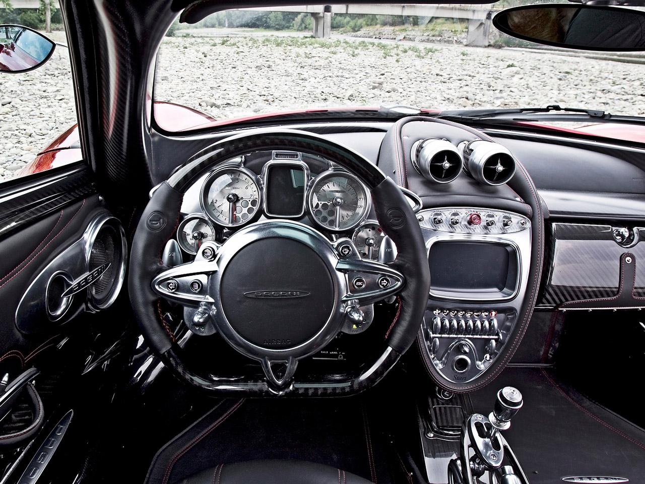 Wallpaper : sports car, Pagani, Huayra, Convertible, performance car