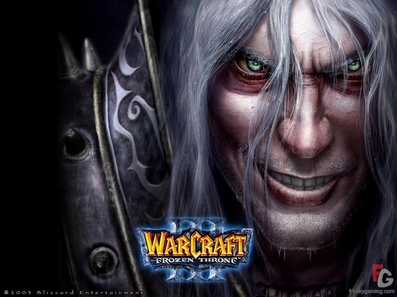 Wallpaper Warcraft Arthas Menethil Lich King Screenshot