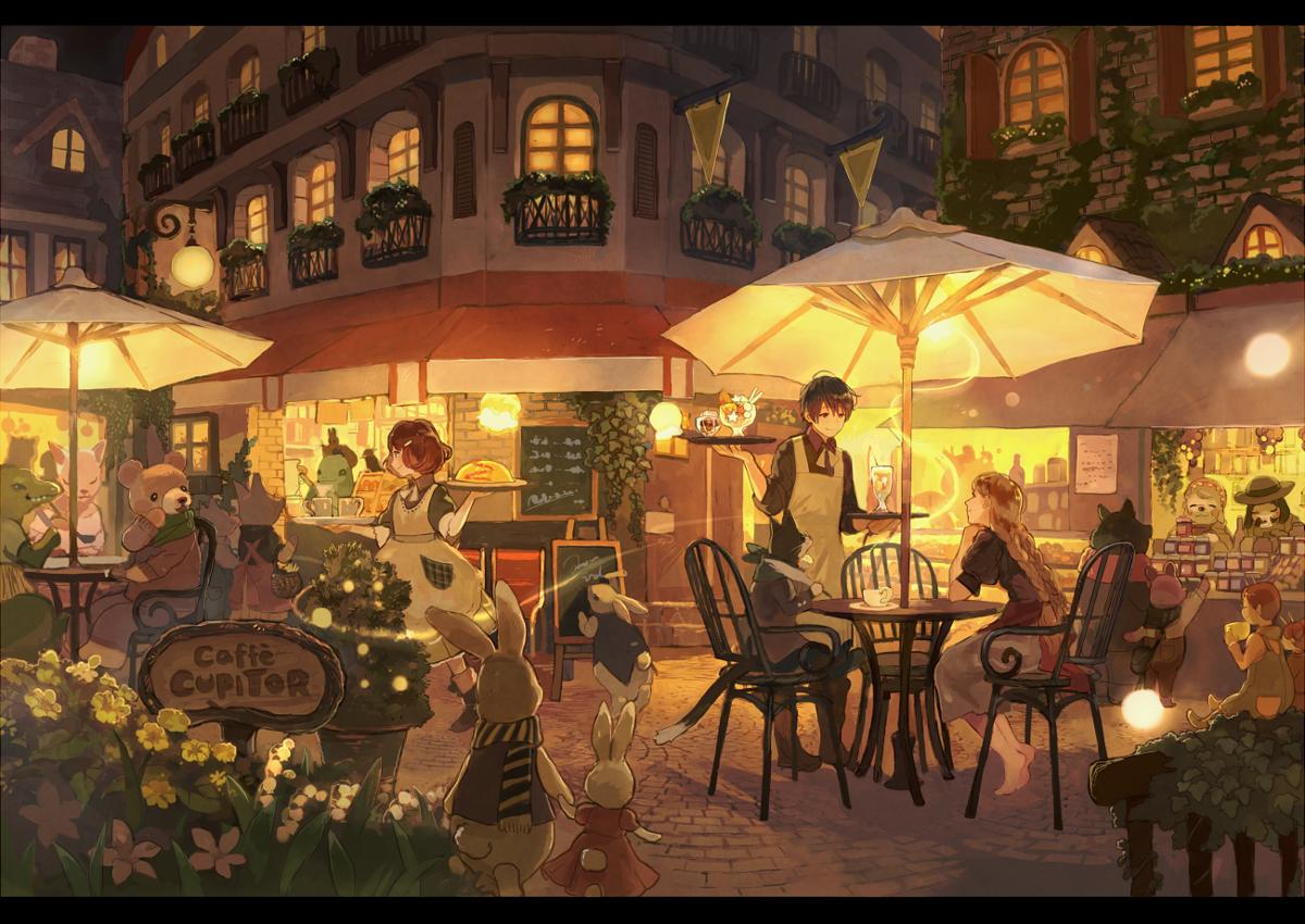 The Swineherd Stall [Festival: Open] Anime-51537