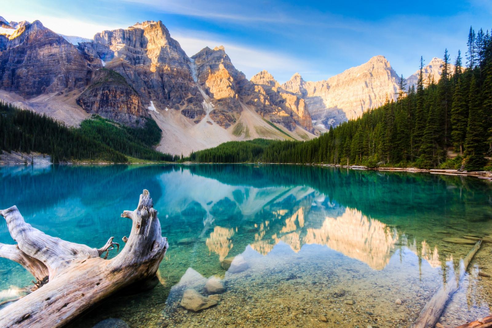 Природа канады открытки