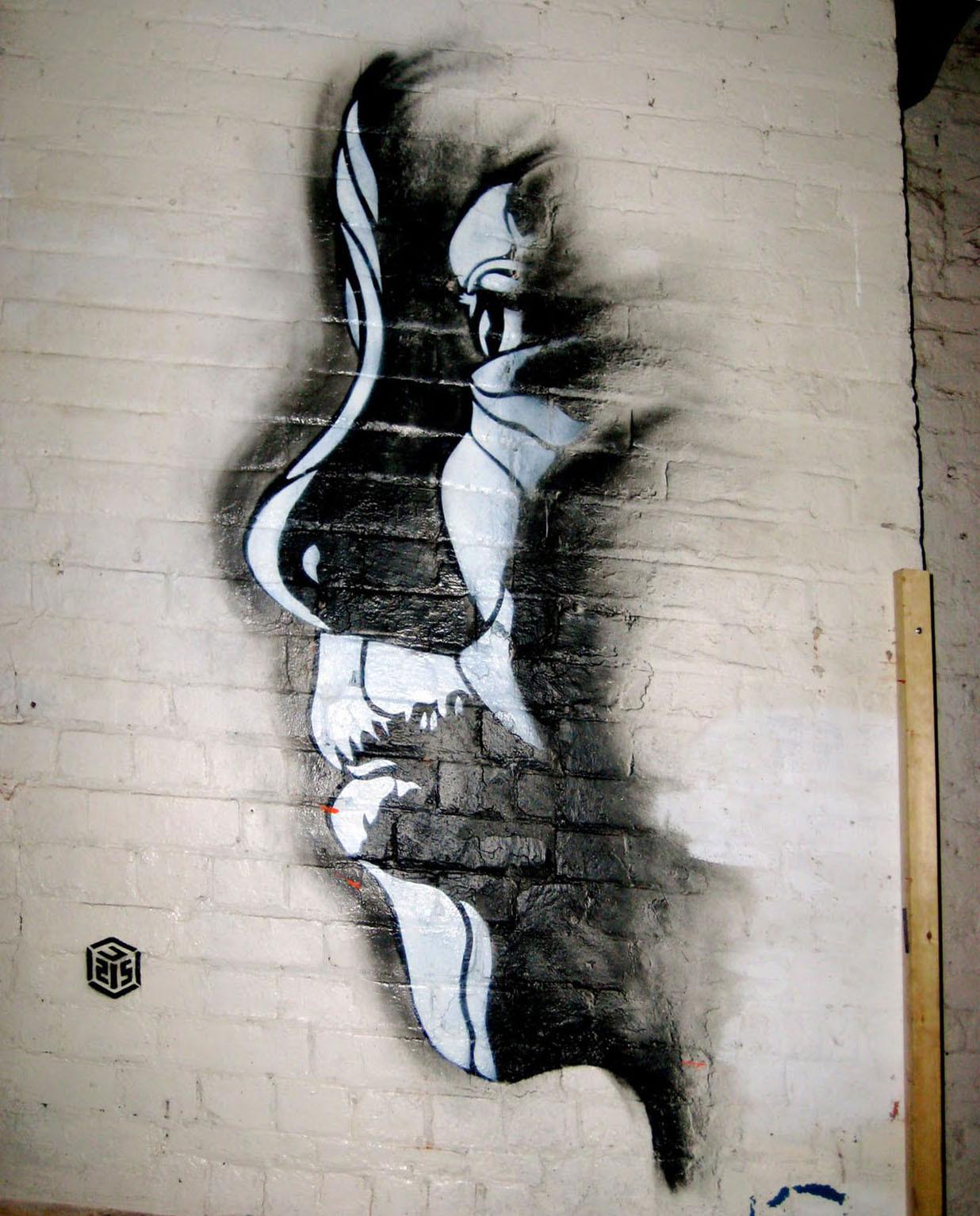 Wallpaper Painting Wall Graffiti Street Art Mural Art