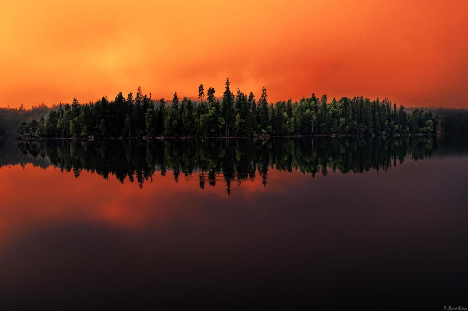 hintergrundbilder sonnenlicht landschaft wald sonnenuntergang natur rot betrachtung. Black Bedroom Furniture Sets. Home Design Ideas