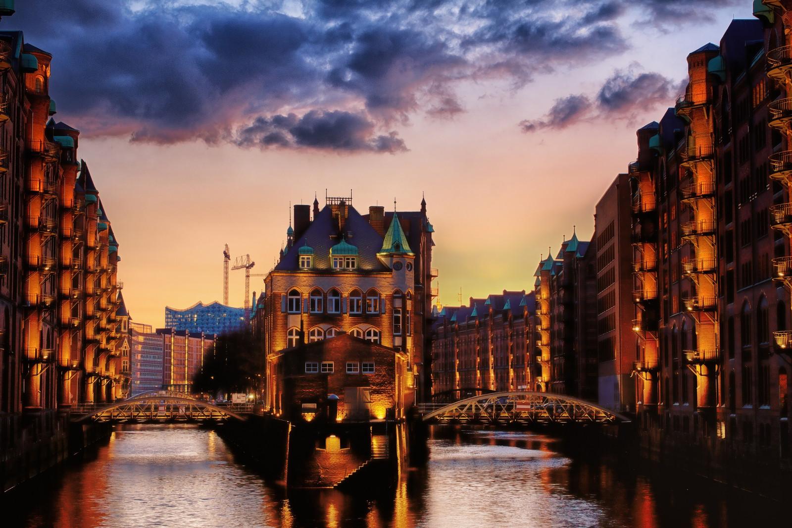 Guten Abend Hamburg