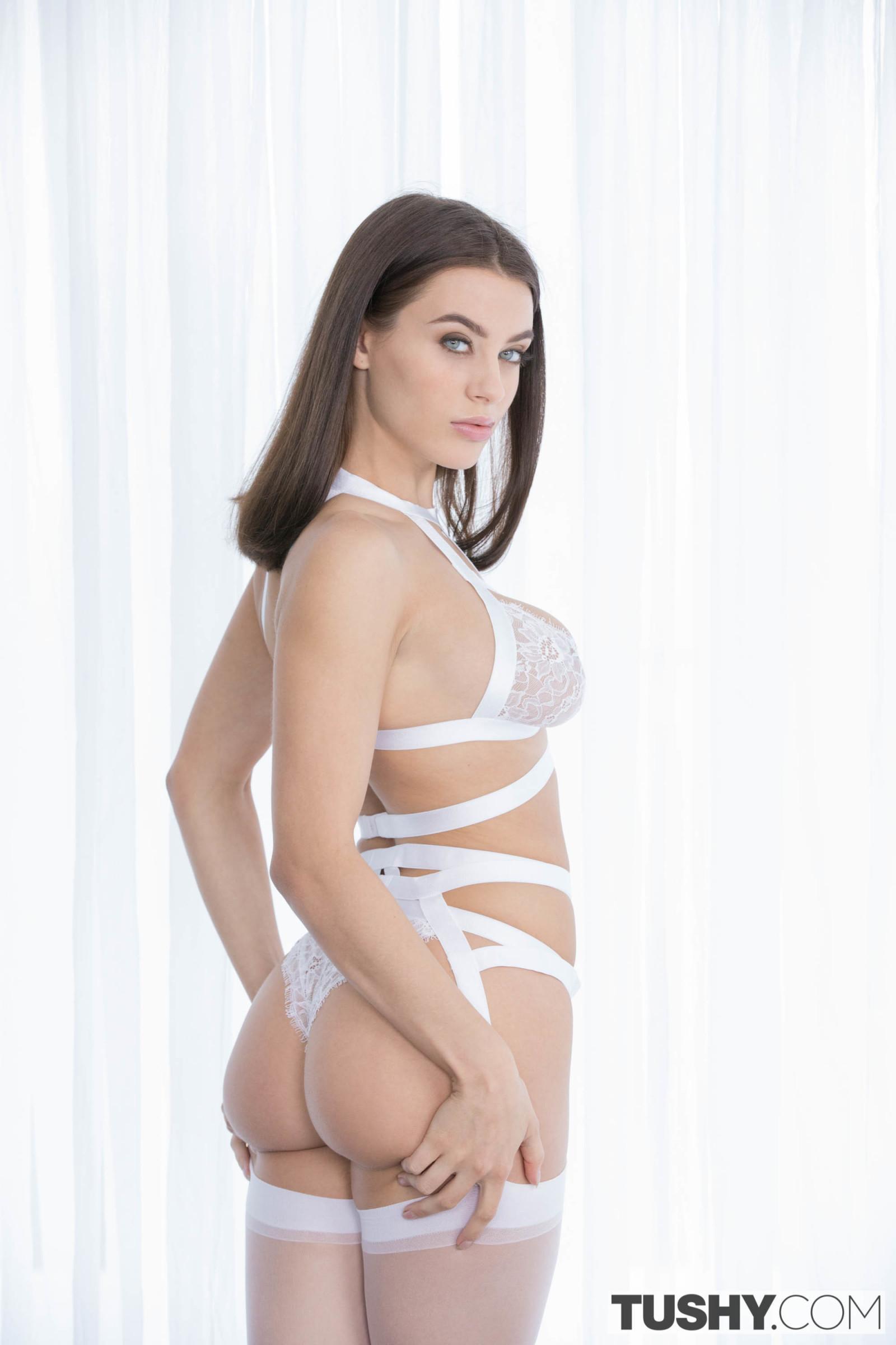 Lana rhoades lingerie porn