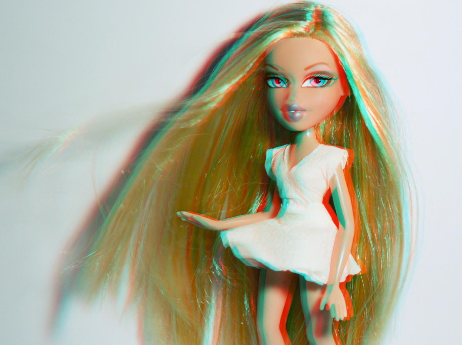 Hintergrundbilder Blond Lange Haare 3d Mode Pony Bräunen