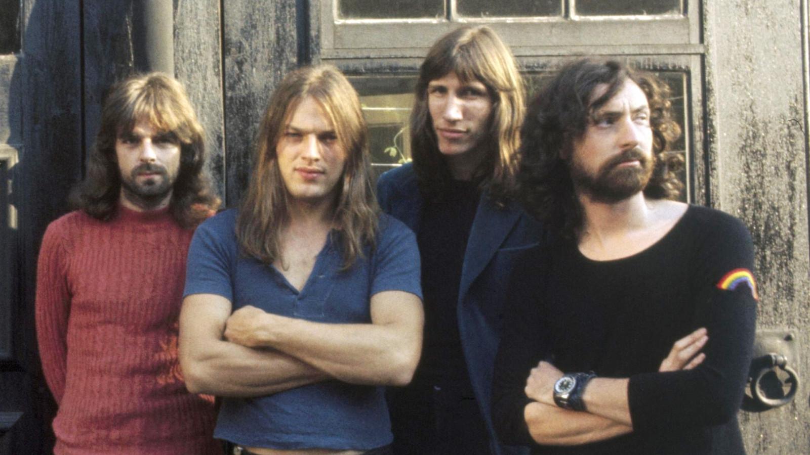 banda, cabello, Pink Floyd, Juventud, barba, vello facial, grupo social, Miembros
