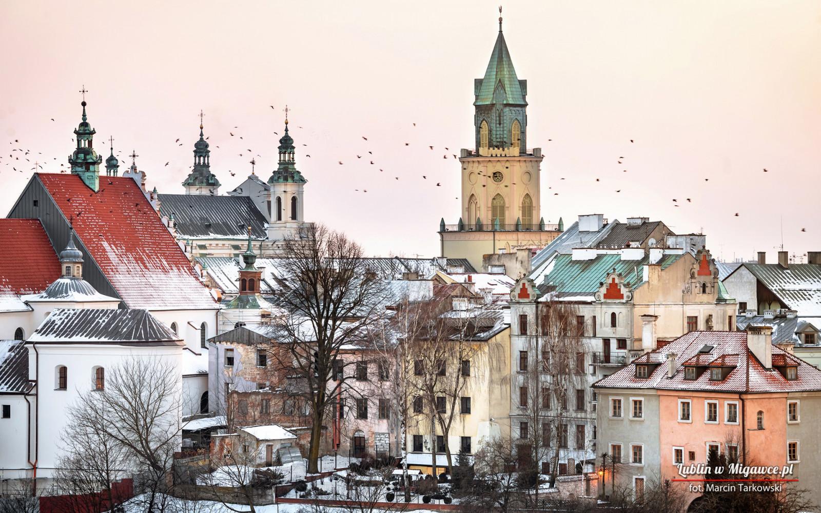 ルブリン, ポーランド, 研磨, 都市景観, 観光, ツーリスト, ヨーロッパ