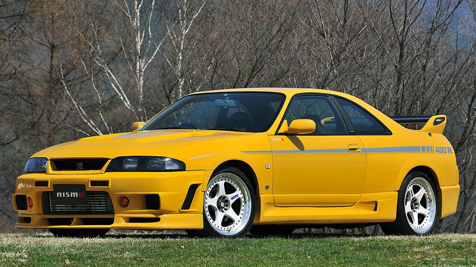 Wallpaper : Nissan Skyline GT R R33, JDM, Nismo, car ...
