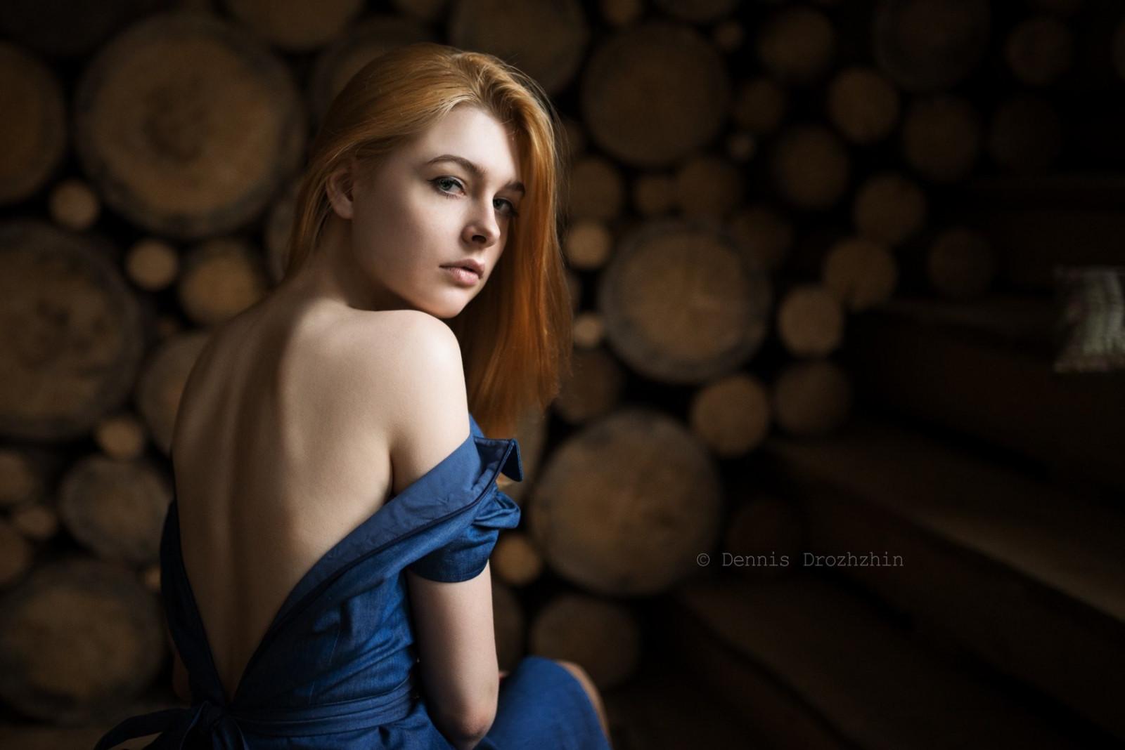 κορίτσι Γυμνά φωτογραφία