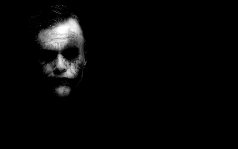 wallpaper : 1440x900 px, batman, black, dark, heath ledger, joker