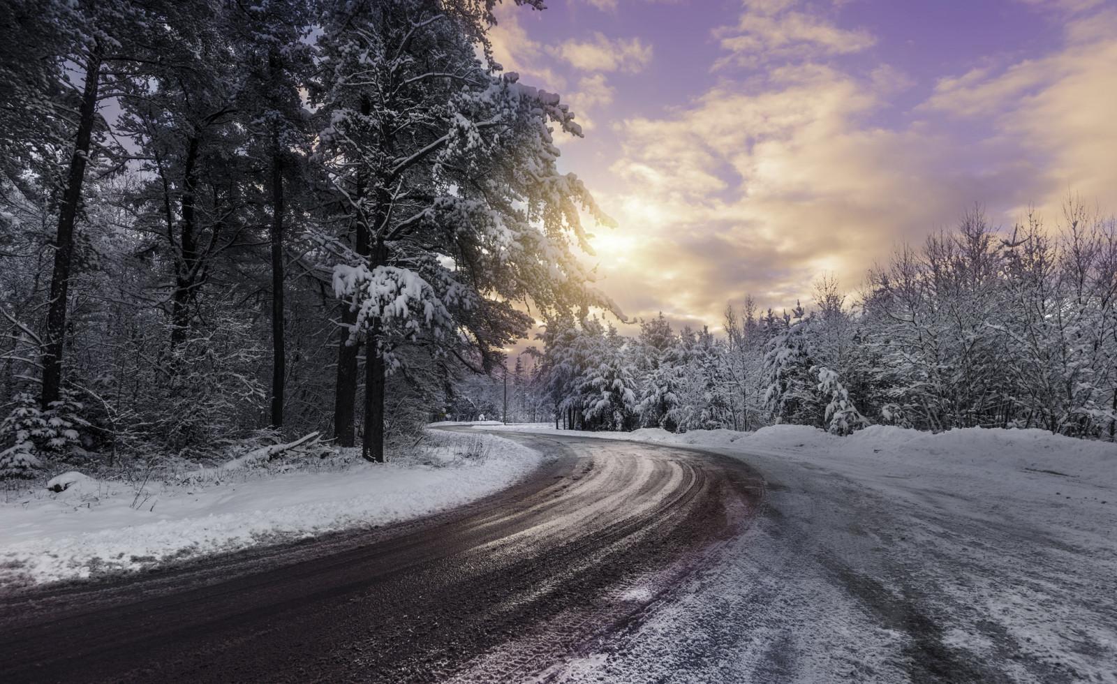 поместного дворянства, заснеженная дорога красивые фото они военных