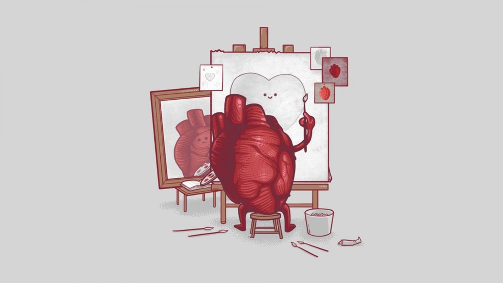 Анатомия прикольные картинки