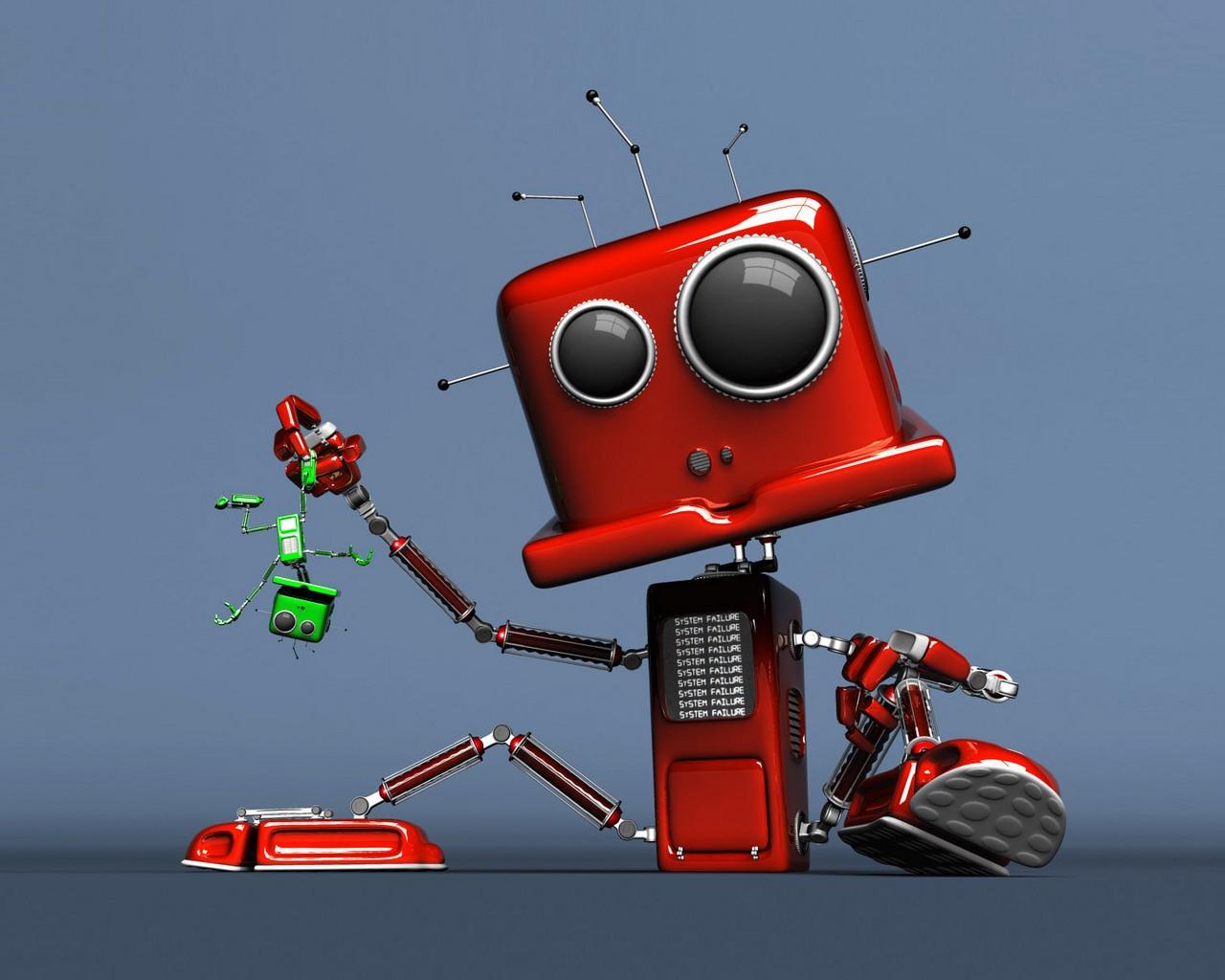Робот картинки приколы, познакомиться