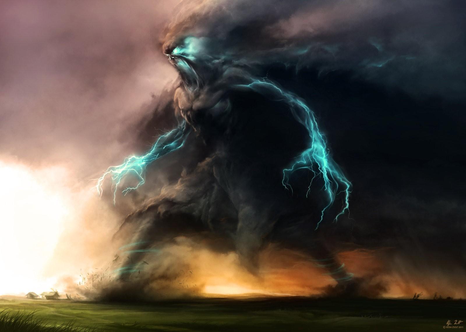 carnet de note les élémentaires supérieur Storm_Thunderbolt_thunder_fantasy_art_creature_artwork-232953