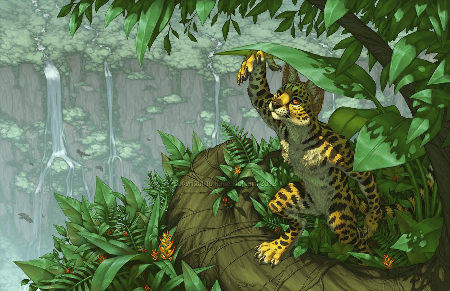 Fondo De Pantalla Selva: Fondos De Pantalla : Bosque, Animales, Peludo, Anthro