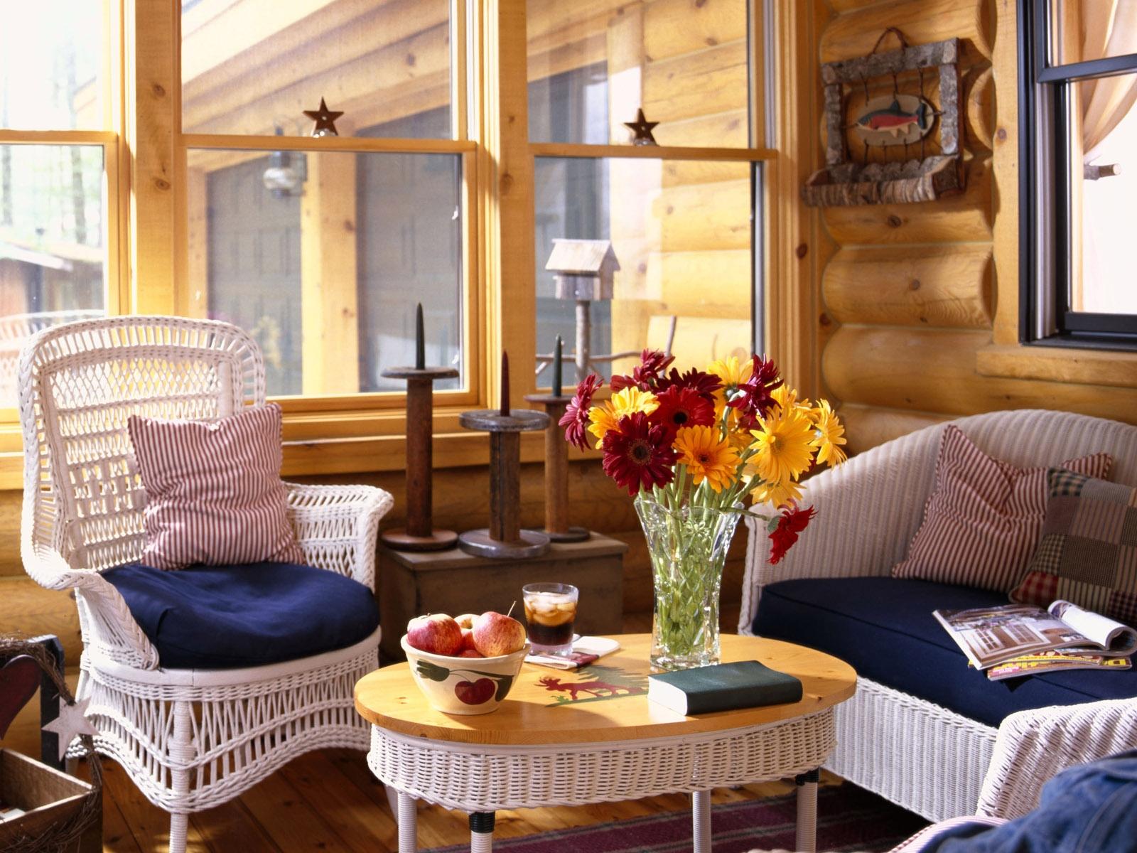 Veranda bauernhaus  Hintergrundbilder : Zimmer, Tabelle, Innenarchitektur, Hütte ...