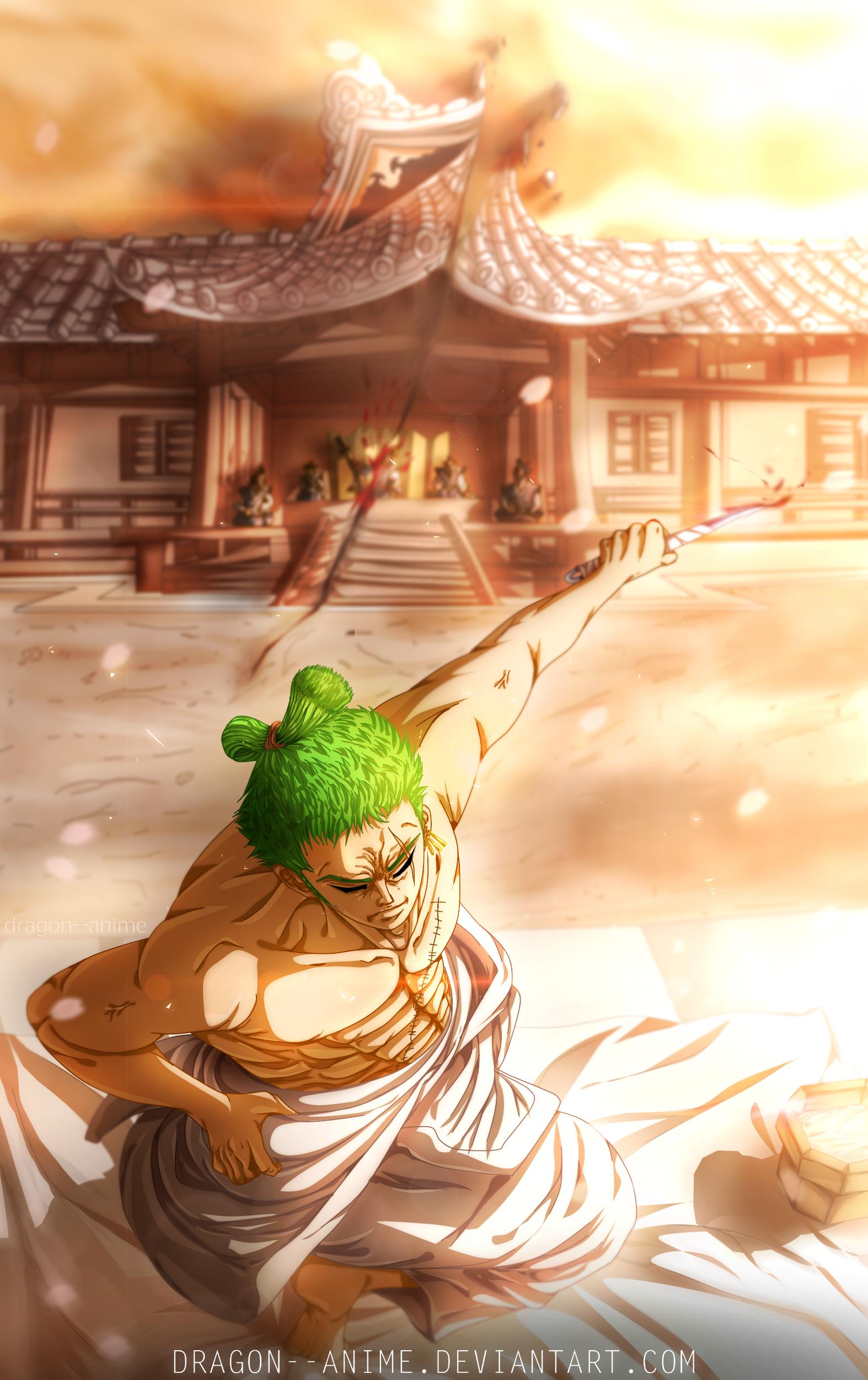 Wallpaper : Roronoa Zoro, One Piece 1574x2500 - brokenlink ...
