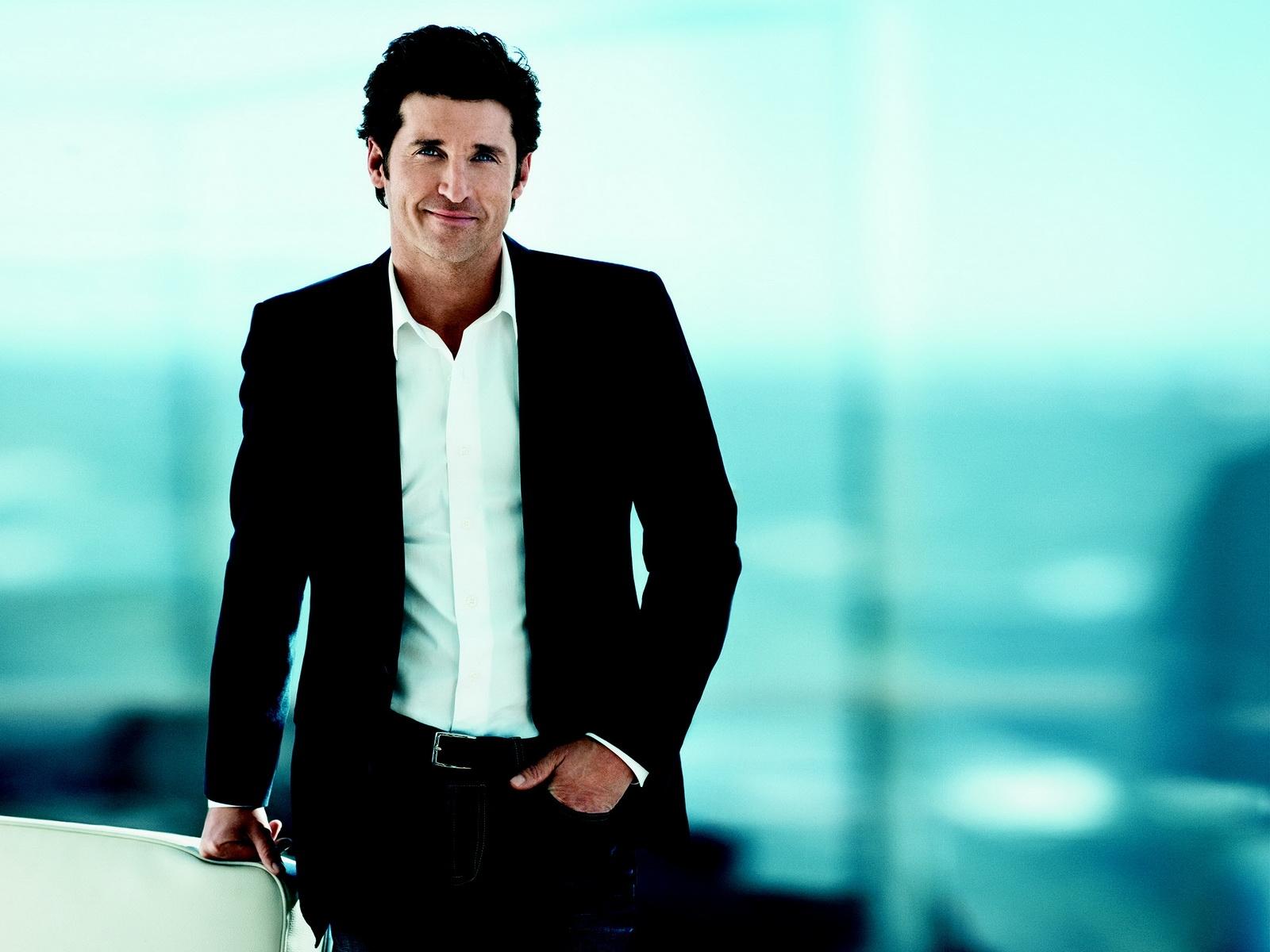 Wallpaper Brunette Actor Celebrity Gentleman Jacket Shirt