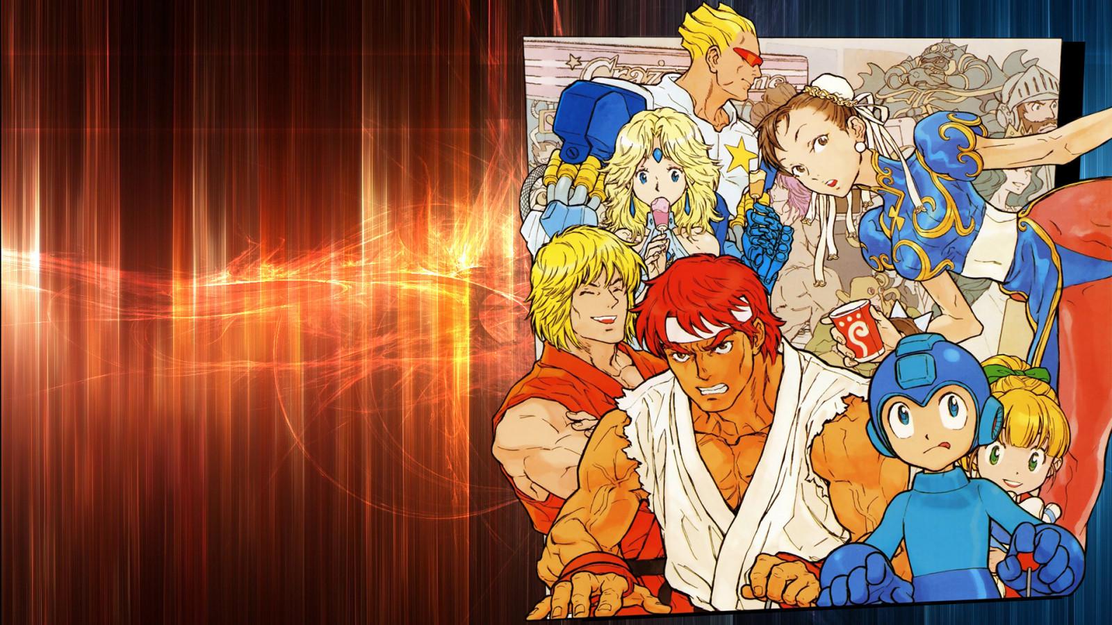 Wallpaper : Capcom, Chun Li, petarung jalanan, Fighting