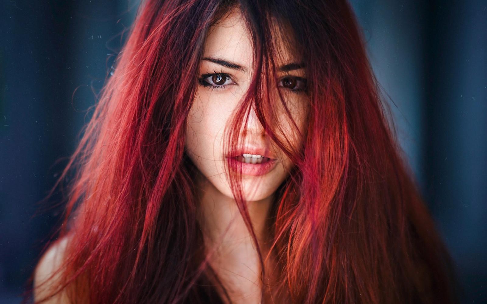 красивые красноволосые девушки влагалище саммерс
