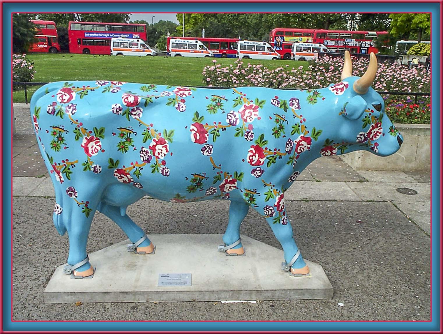 Fondos de pantalla : Londres, Photoshop, Animales, cuerna, azul ...