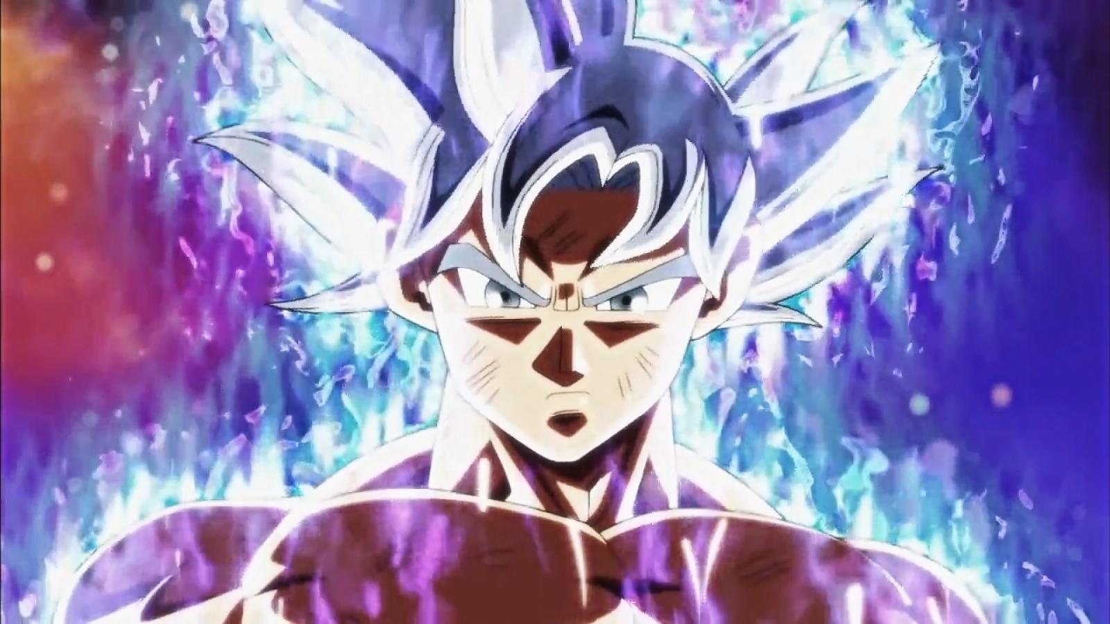 Wallpaper son goku ultra instinct goku mastered ultra - Goku ultra instinct mastered wallpaper ...