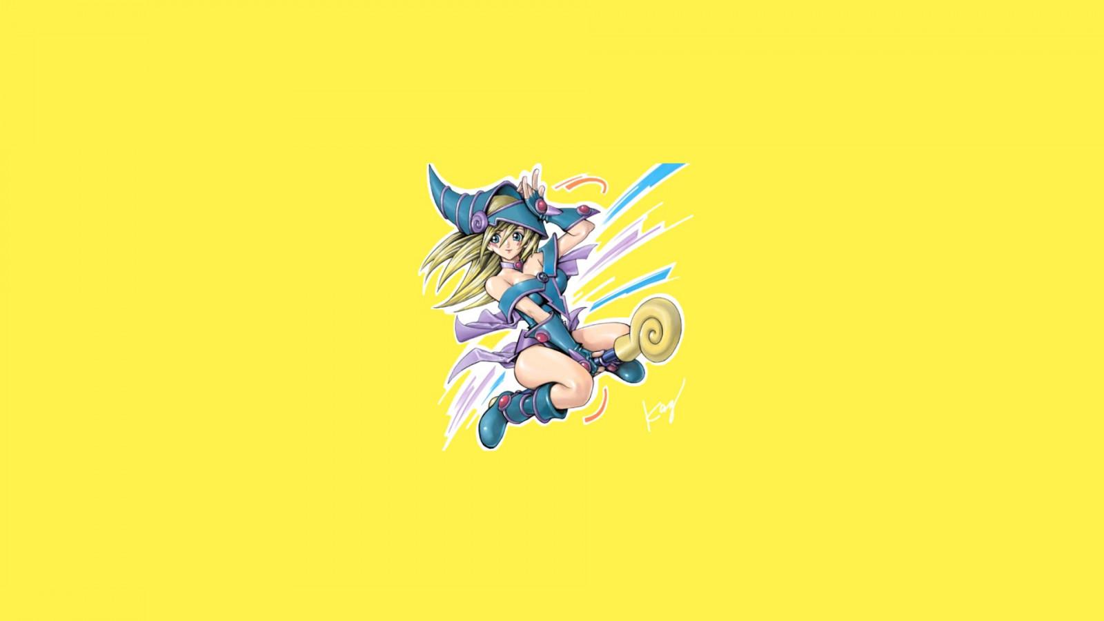 Sfondi illustrazione cartone animato drago yu gi oh