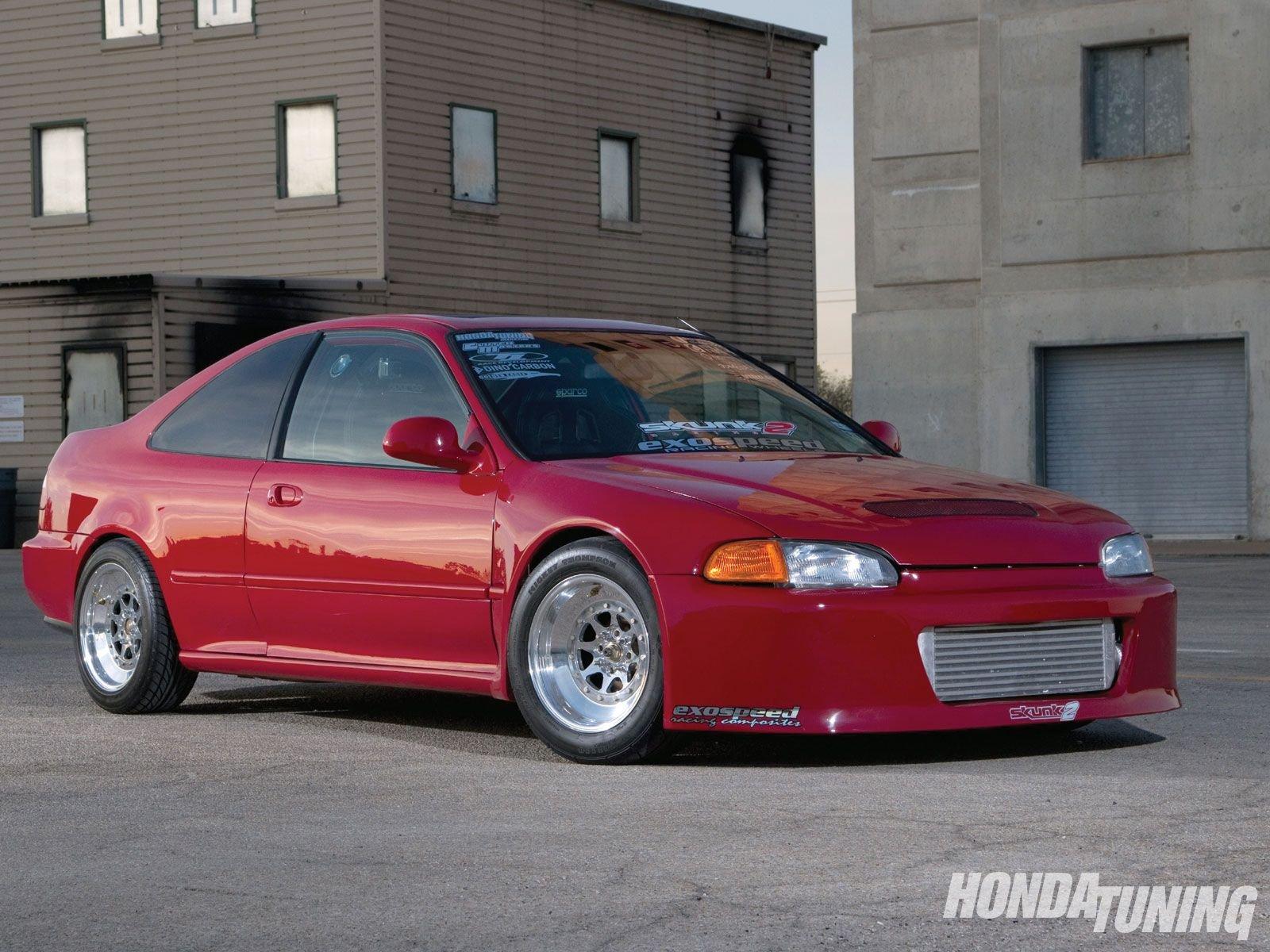 Wallpaper 1600x1200 Px Cars Civic Coupe Honda Japan R Sedan Tuning Type 1600x1200 Wallup 1902395 Hd Wallpapers Wallhere