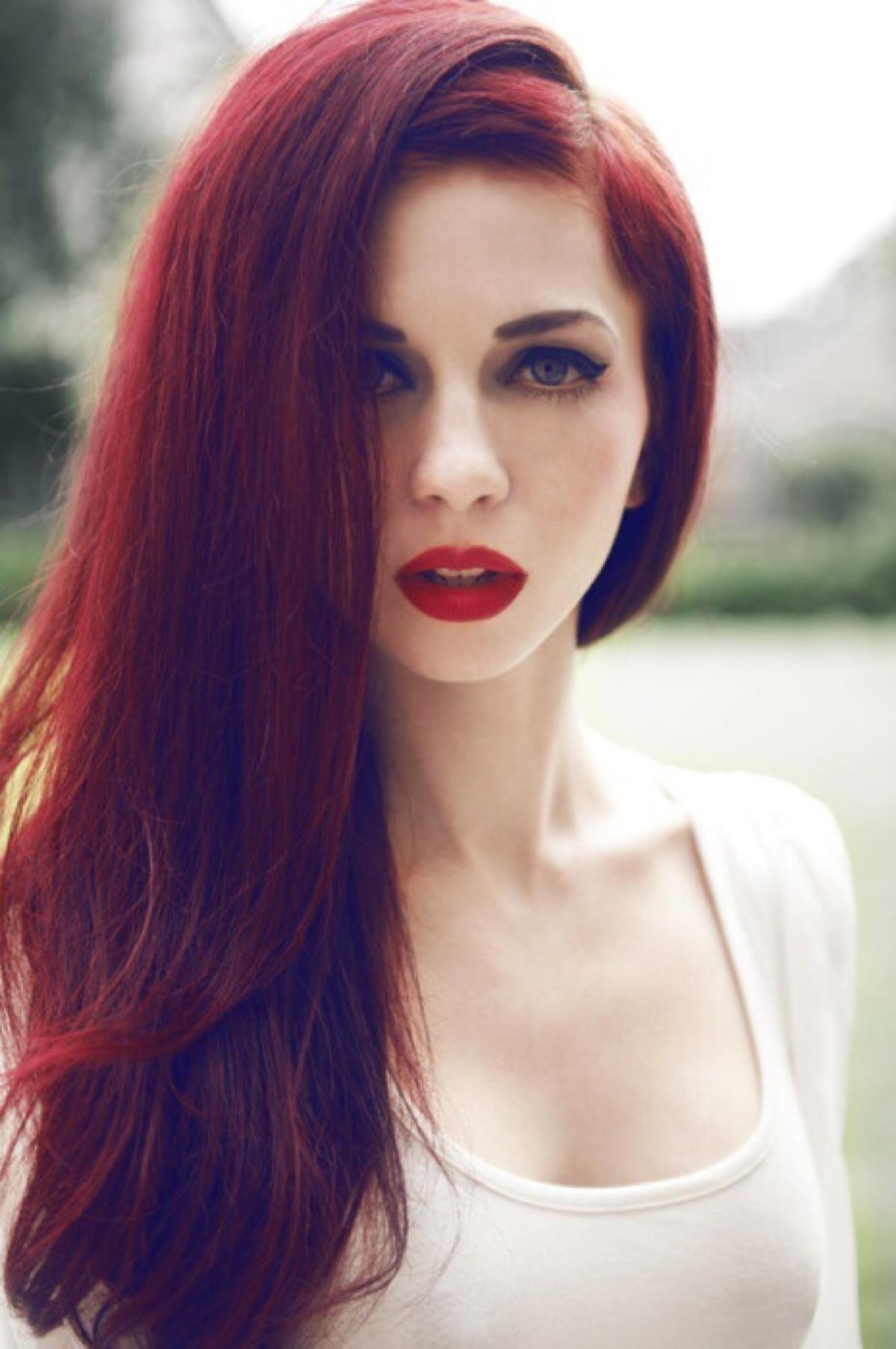 Hintergrundbilder Gesicht Frau Rothaarige Modell Lange Haare