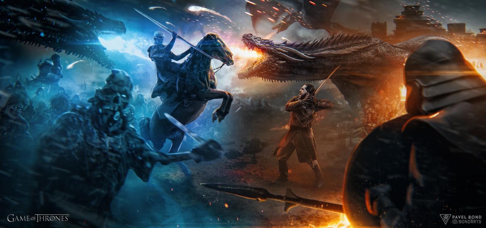 Wallpaper : Game of Thrones, war, battle, Aegon Targaryen ...